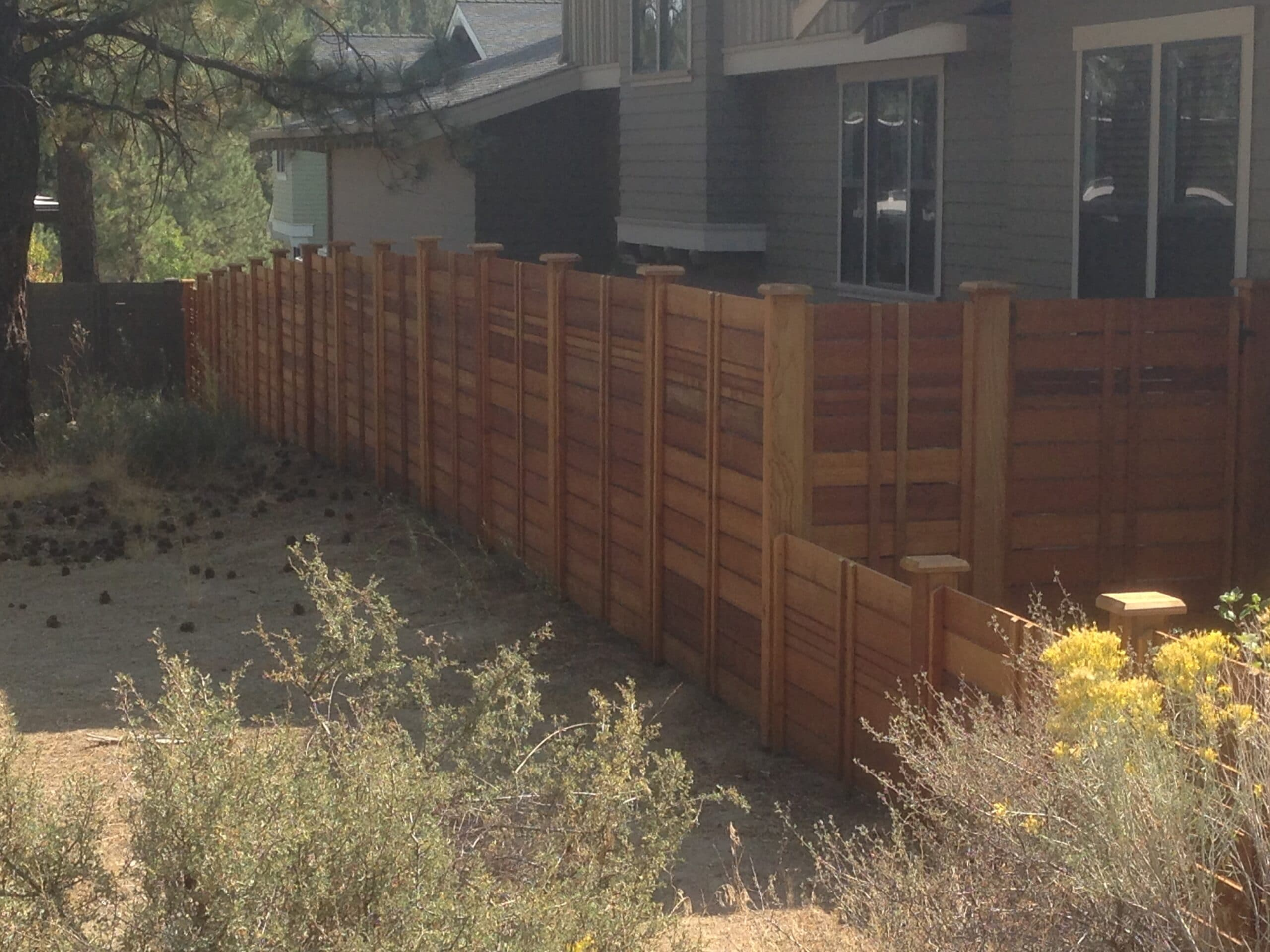 Cedar Fences Vinyl Fences Chain Link Bend Oregon