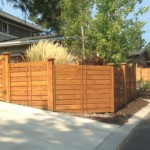 Modern Fencing Bend Oregon